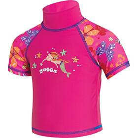 Zoggs Mermaid Flower - T-shirt manches courtes Enfant - rose/violet